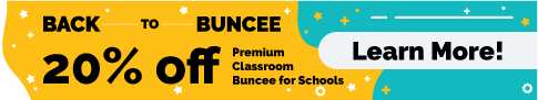 Back to Buncee 20% Learn More