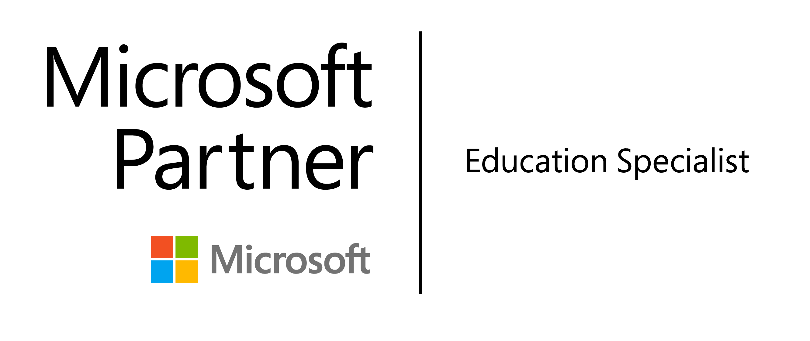 Microsoft Partner Education Specialist badge